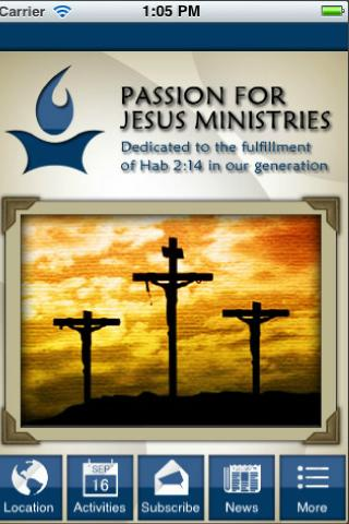 Passion for Jesus Ministries
