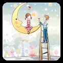 Amor Fondo Animado icon