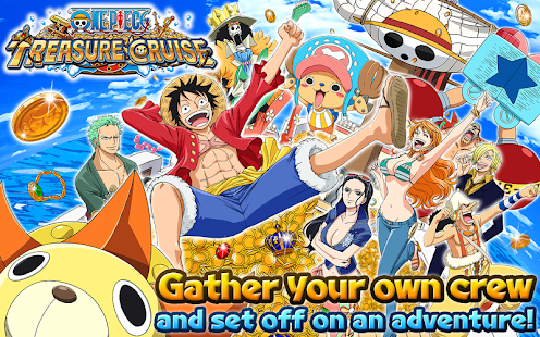 ONE PIECE TREASURE CRUISE - screenshot thumbnail