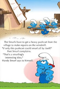 The Smurfs - Smurfmobile Race - screenshot thumbnail