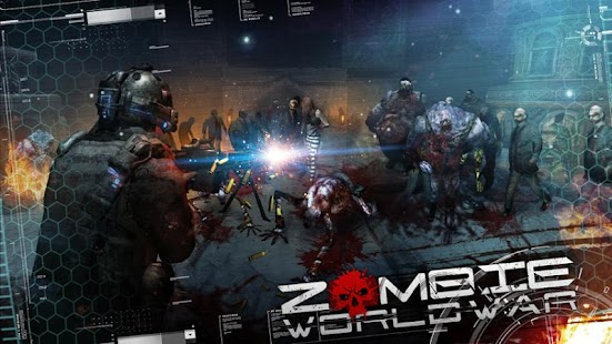 Zombie World War screenshot
