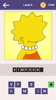 Guess the Cartoon Quiz