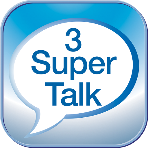 3 Super Talk 社交 App LOGO-硬是要APP