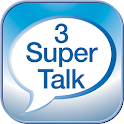 3 Super Talk icon