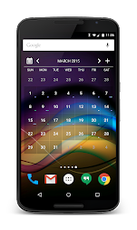 Chronus: Home & Lock Widgets APK screenshot thumbnail 5