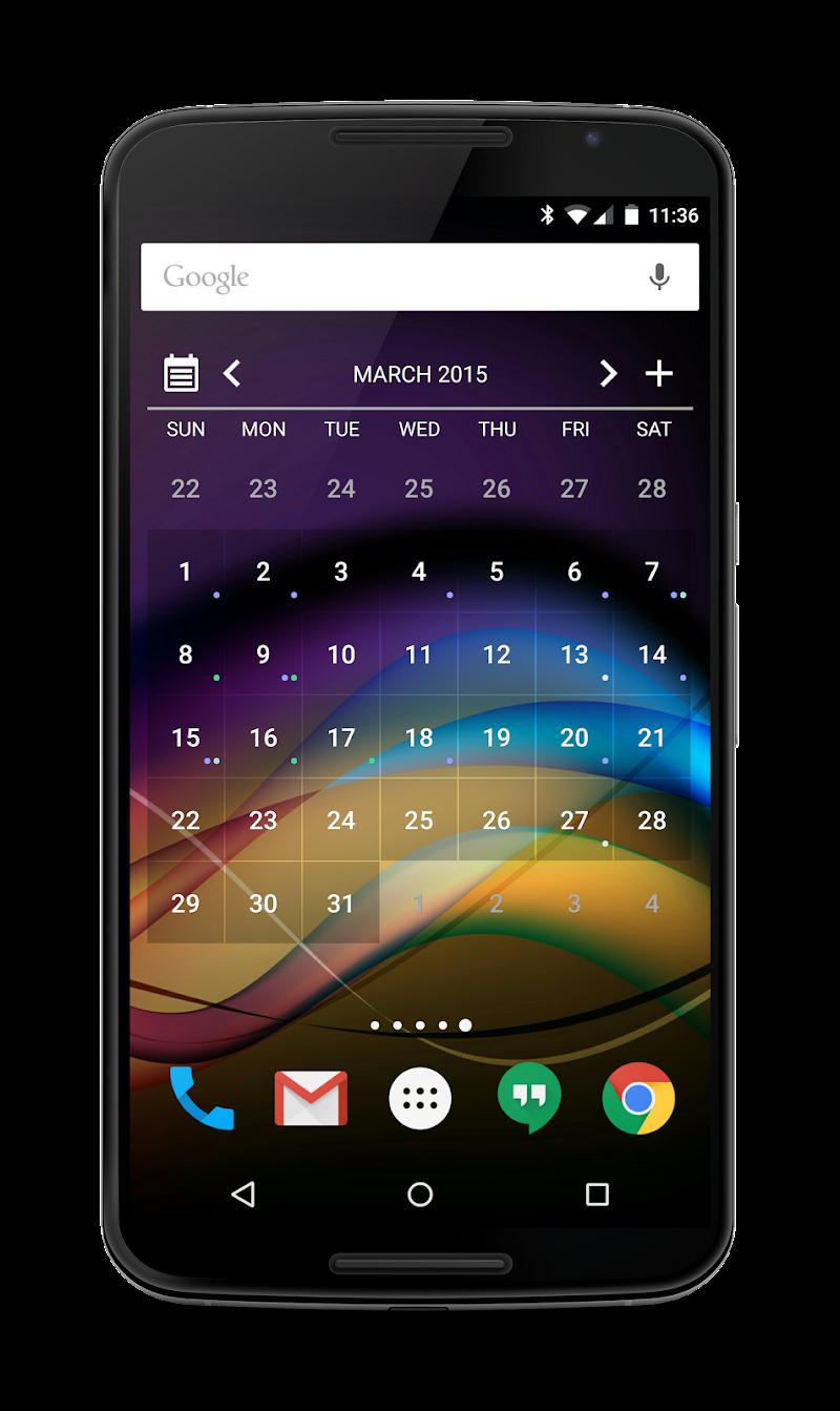 Chronus: Home & Lock Widgets Screenshot 6
