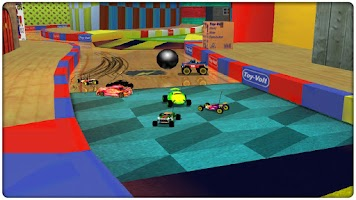 Screenshot of RE-VOLT Classic - 3D Racing