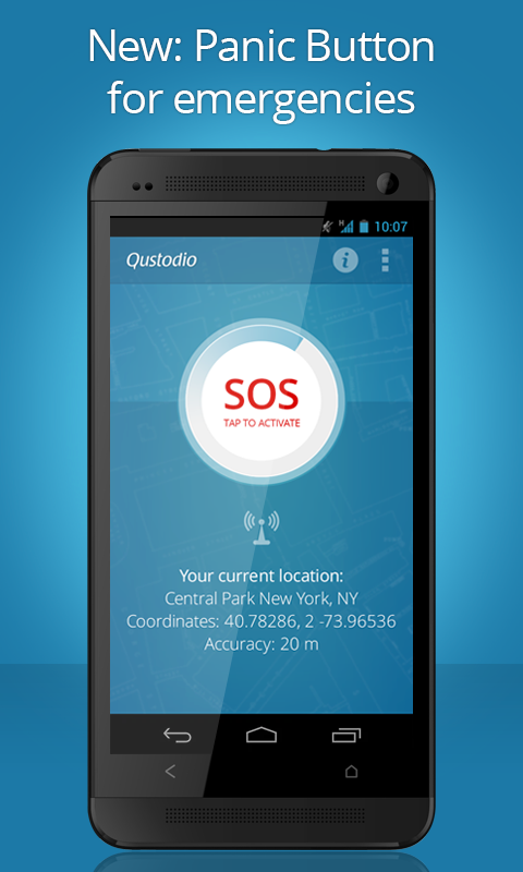 Qustodio Parental Control - screenshot