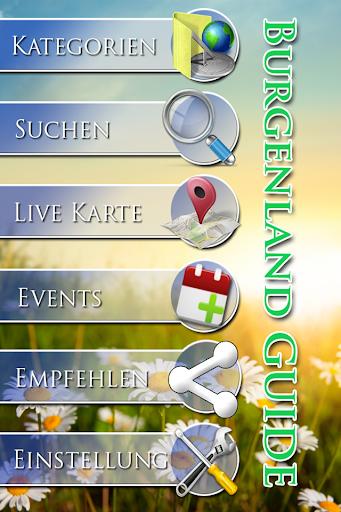 Panorama Tourismus Burgenland
