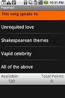 Screenshot of Paparazzi: Shmoop Guide