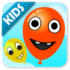 Happy Balloons - Kids icon