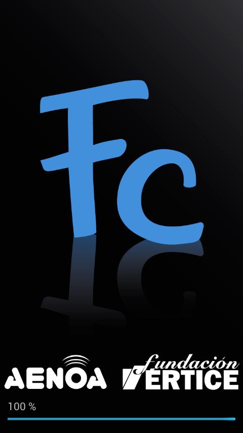 Formación Continua - screenshot