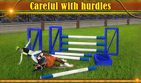 Horse Show Jump Simulator 3D 1.1 screenshot 40845
