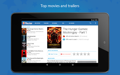 Movies by Flixster v7.0
