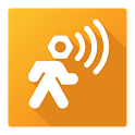 Mobile Worker - Time tracker icon