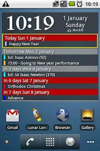 veckodag födelsedag Widget timmar och händelser – Appar på Google Play veckodag födelsedag