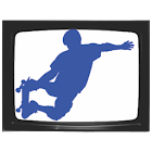 Skate Tricks TV SlowMotion Pro icon
