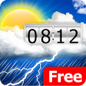 Weather & Clock - Meteo Widget