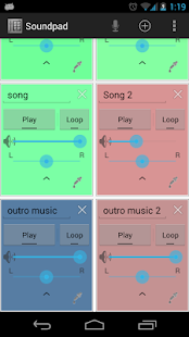 Soundboard Creator - Soundpad - screenshot thumbnail