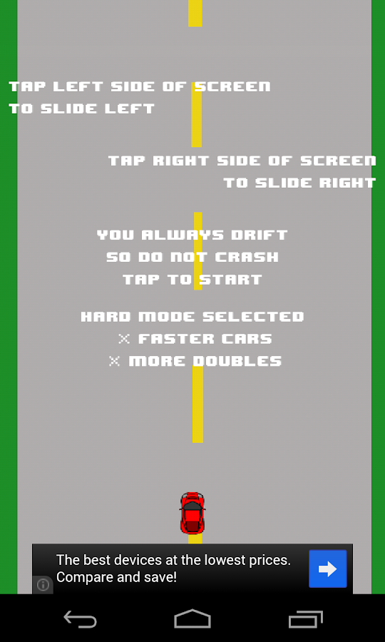 Drifty Driver - screenshot