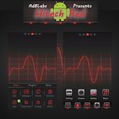 HiTech Red Go Launcher EX