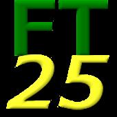 Focus T25 Logs