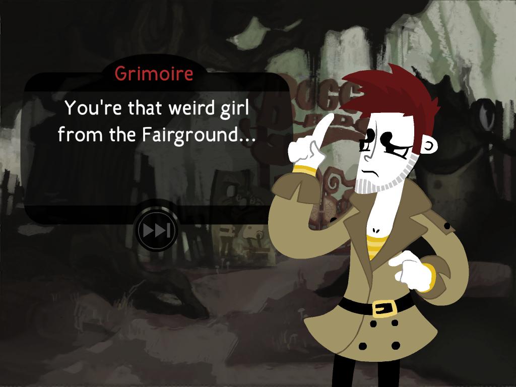Detective Grimoire screenshot #7