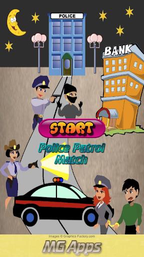 Police Patrol Match