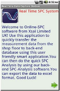 Real Time SPC (Demo Version) - screenshot thumbnail