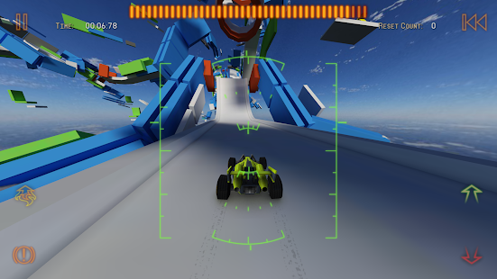 Jet Car Stunts 2- screenshot thumbnail