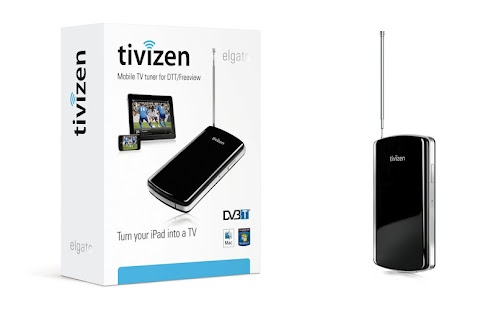 EyeTV Tivizen- screenshot thumbnail