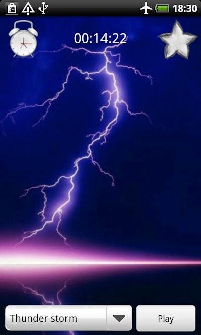 2 HOURS Thunderstorm Sound Rain amp thunder storm relaxation
