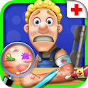Arm Doctor - casual games icon