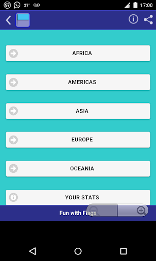 Fun with Flags - Quiz Game