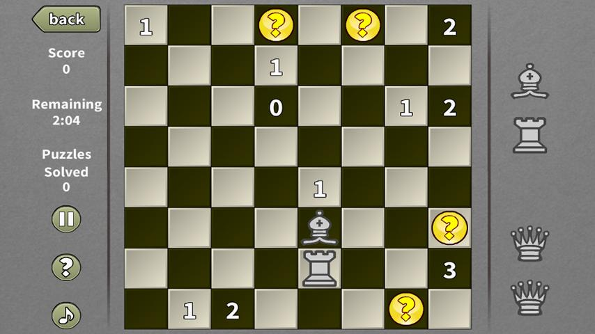 Black Box Chess- screenshot