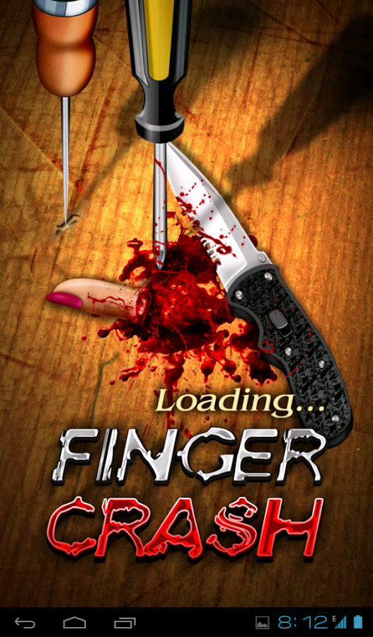 Finger Crash - Knife Game Song - screenshot