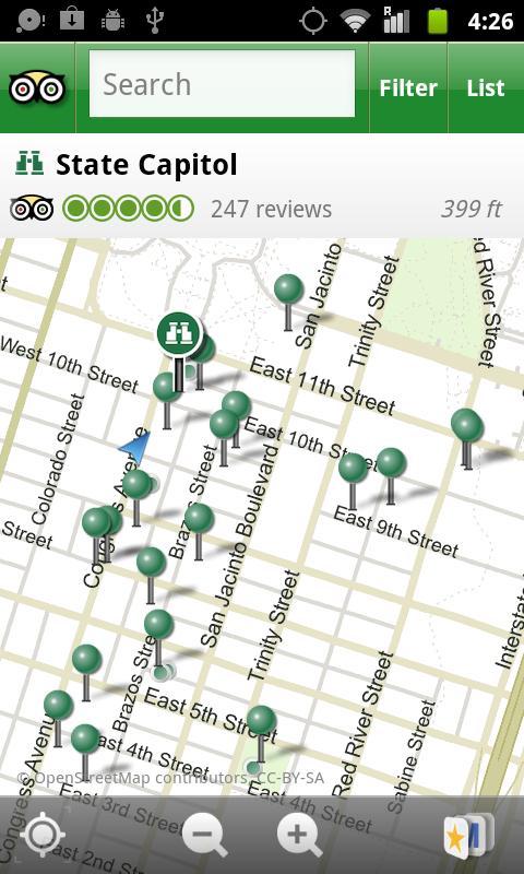Austin City Guide screenshot #2