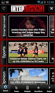 InterAksyon - screenshot thumbnail