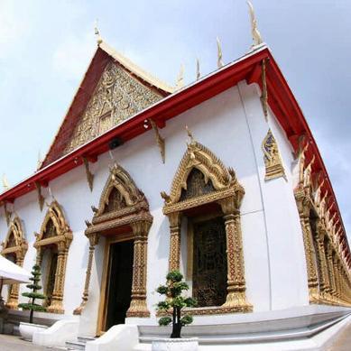 9 Temples in Bangkok