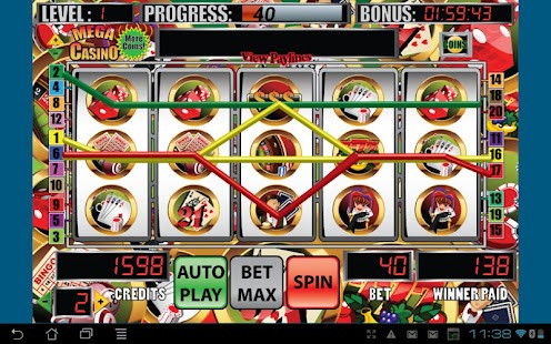 3 reel slot machines percentages of races in the us