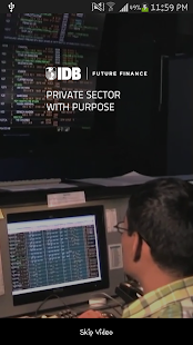 IDB - Private Sector- screenshot thumbnail