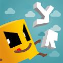 Yellow Runner icon