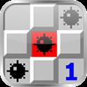 Minesweeper pico logo
