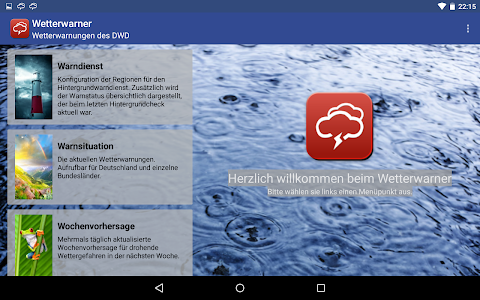 Wetterwarner Pro screenshot 11