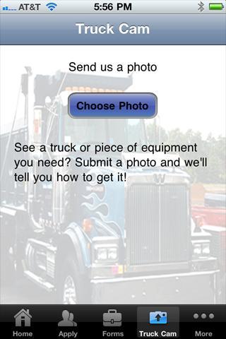 Truck Lenders USA- screenshot