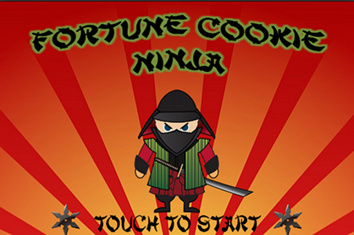 Fortune Cookie Ninja
