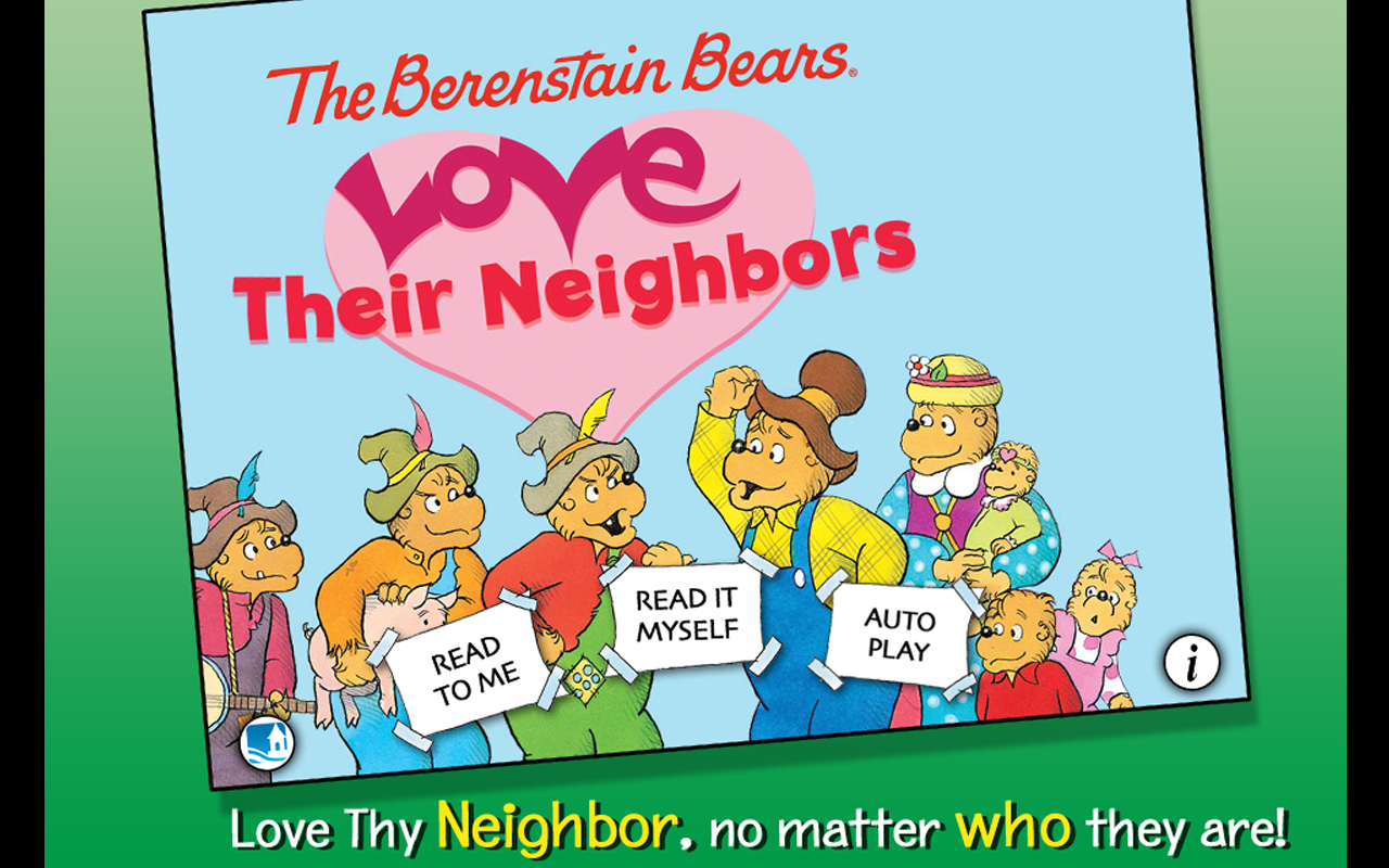 BB - Love Their Neighbors- screenshot