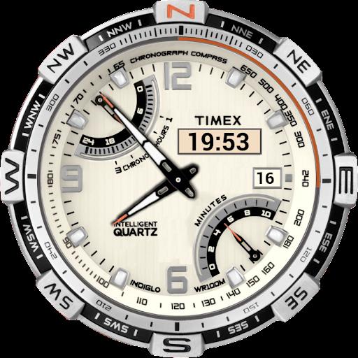 Timex Clock Zooper Widget