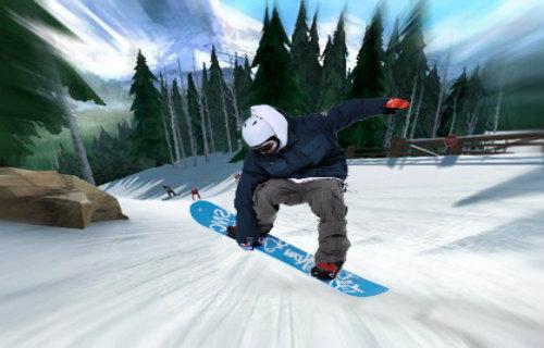 Endless Snowboarding