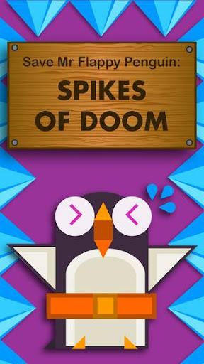 Penguin Spikes